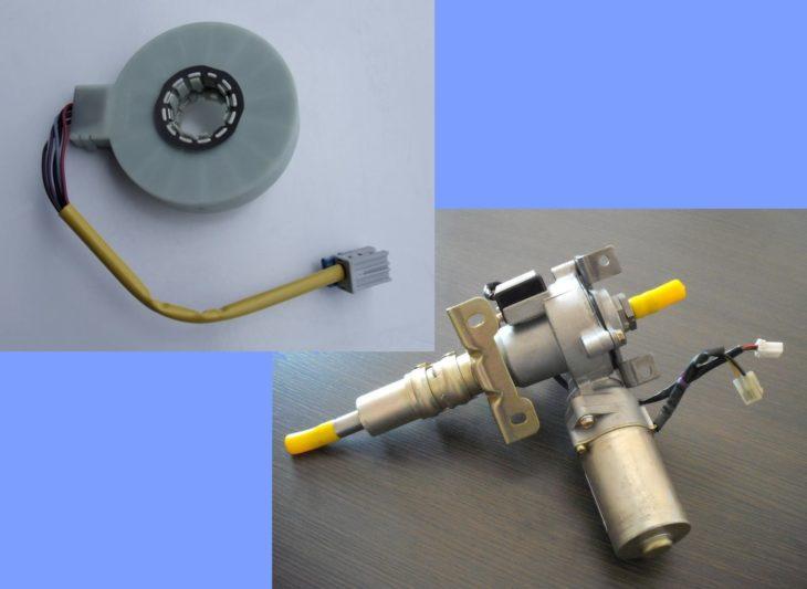 Servosterzo elettrico, revisione e calibrazione